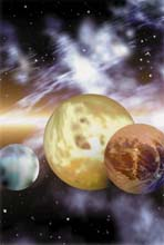 The transits of the planets have a strong influence on your actions.